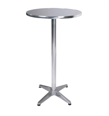 Aluminium-Poseur-Table
