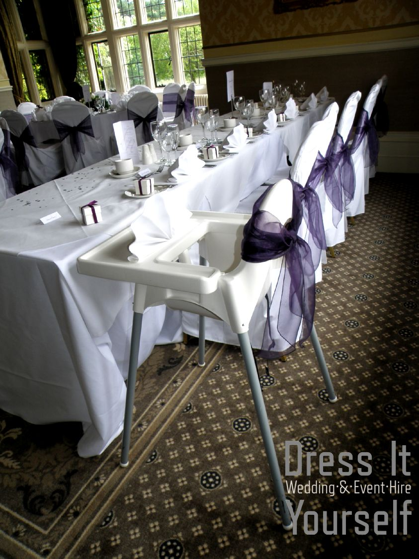 Chairman hire weathered oak white and beech cross back chairs -