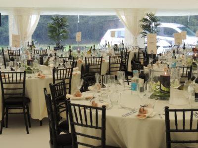 Black Chivari wedding chairs black wedding chairs