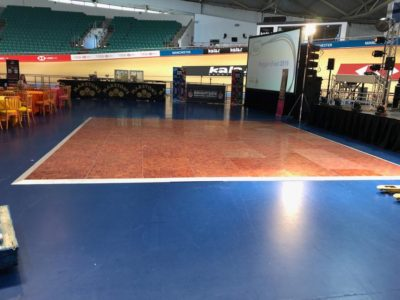 Wooden Parquet Dance Floor Hire manchester Velodrome Cheltenham Spindleback natural Bentwood Chair Hire