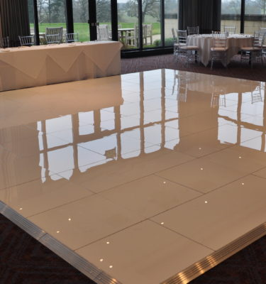 Dance Floors & Staging