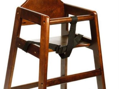 Wooden High Chair copy